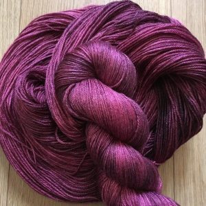 Dame 4ply  Rippleberry