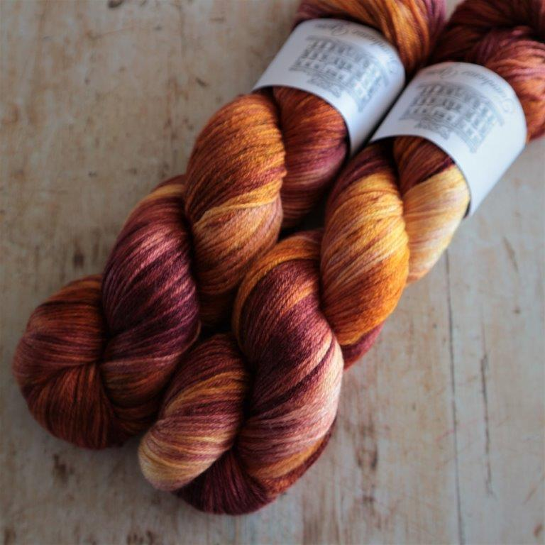 Dame 4ply  Spiced Plum