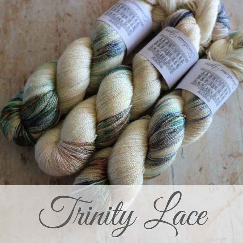 Trinity Lace Title