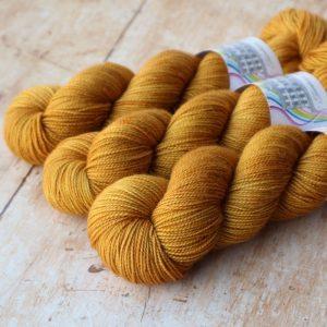 Clarendon Sock - Mustard Seeds