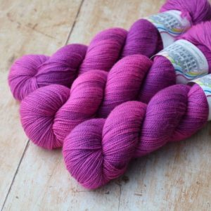 Clarendon Sock - Amethyst