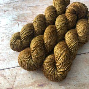 Tara 4ply - Mustard Seeds